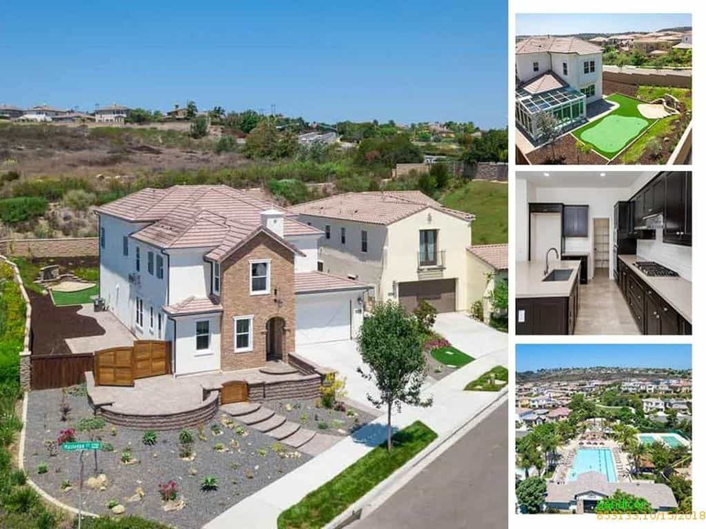 Carlsbad Large Lot In The Foothills Knopp Coastal